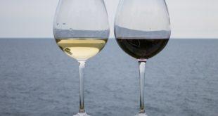 Unterschied zwischen Rot- und Weißwein